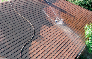 roof cleaning fort smith