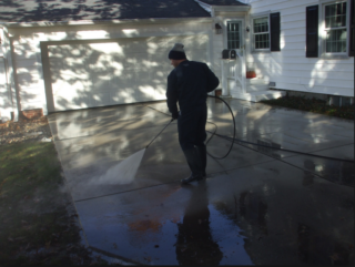 best pressure washing service