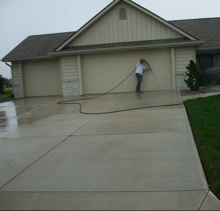Residential Pressure Washing In Fort Smith Fort Smith
